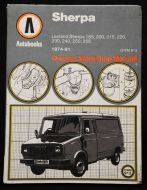 Leyland Sherpa manual.
