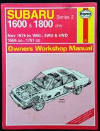 Haynes Manual Subaru